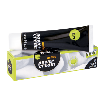 Power Cream Aсtive men крем для мужчин 30 мл.