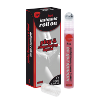 Hot Intimate Roll On Play & Stimulating Liquid Chili стимулирующий ролик 10 мл.