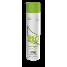 Массажное масло HOT BIO Massage oil ylang ylang 100 мл.