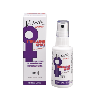 V-Active стимулирующий спрей для женщин 50 мл.