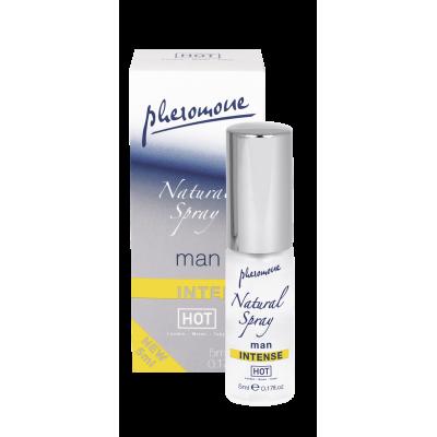 Natural Spray Intense мужские духи с феромонами 5 мл.