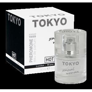 Tokyo Sensual Woman женский парфюм с феромонами 30 мл.