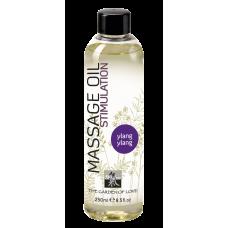 Massage Oil Stimelation Ylang Ylang массажное масло Иланг Иланг 250 мл.