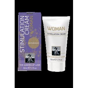 Stimulation Cream woman крем стимулирующий для женщин 50 мл.