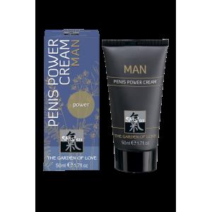Penis Power Cream Man крем стимулирующий для мужчин 50 мл.