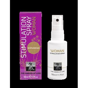 Stimulation Spray woman спрей стимулирующий для женщин 50 мл.