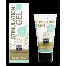 Stimulation Gel гель для интимной стимуляции Мятный 30 мл.